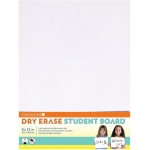 "Crescent® White Dry Erase Board: White/Ivory, Board, 9"" x 12"", Smooth, Dry Erase, (model C12-404), price per each"