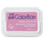 My First ColorBox® Washable Full Size Ink Pad Candy: Red/Pink, Pad, Dye-Based, Full Size Rectangle, (model CS68052), price per each