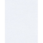"My Colors Canvas 80 lb. Textured Cardstock Snowbound 8.5 x 11: White/Ivory, Sheet, 25 Sheets, 8 1/2"" x 11"", Canvas, 80 lb, (model E05101018), price per 25 Sheets"