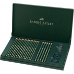 Faber-Castell® 9000 111th Anniversary Set: Drawing, (model FC119091), price per set