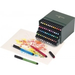 Faber-Castell 60-Piece Artist Pen Box Set