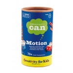 Creativity for Kids® Creativity Can® Motion: 4+, Creativity Kit, (model FC3908), price per each