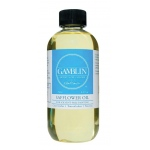 Gamblin Safflower Oil Medium 8.5oz/250ml: 8.5 oz, Oil Painting, (model GB09008), price per each