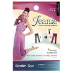 Jacquard Jeanie Pink Denim Dye: Red/Pink, Packet, Denim Dye, (model JJD004), price per each