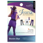 Jacquard Jeanie Purple Denim Dye: Purple, Packet, Denim Dye, (model JJD005), price per each