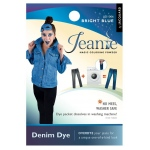 Jacquard Jeanie Bright Blue Denim Dye: Blue, Packet, Denim Dye