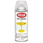 Krylon Clear Dry Erase Spray Paint