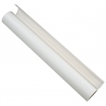 "YUPO® 74 lb. White Synthetic Mixed Media Paper Roll 10-yd x 30"": White/Ivory, Roll, Polypropylene, 30"" x 10 yd, Smooth, 74 lb, (model L21-YUP74WH3010), price per roll"