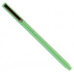 Marvy® Uchida LePen® Fineline Marker Fluorescent Green: Green, Dye-Based, Fine Nib, (model MR4300-F4), price per each