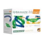 Mindware® Q-BA-MAZE™ 2.0 Zoom Stunt Set: Marble, (model MW56196), price per set