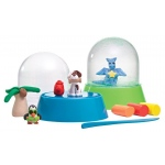 Mindware® Make Your Own Glitter Snow Globes, (model MW68324), price per set