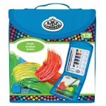 Royal & Langnickel® Keep N' Carry™ Acrylic Painting Set: Acrylic, Children's Art Kit, (model RTN-167), price per set