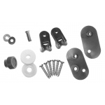Alvin® Straightedge Hardware Kit: Straightedge, (model SH15), price per set