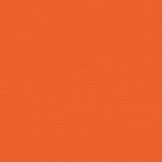 "My Colors Canvas 80 lb. Textured Cardstock Mandarin 12 x 12: Orange, Sheet, 25 Sheets, 12"" x 12"", Canvas, 80 lb, (model T053308), price per 25 Sheets"
