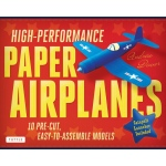 Tuttle High-Performance Paper Airplanes Kit: Origami, (model T843072), price per kit