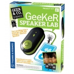 Thames & Kosmos Geeker Speaker Lab: Science, (model TK550017), price per set