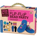 Thames & Kosmos Flip-Flop Bead Party: Craft, (model TK553009), price per set
