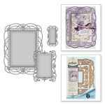 Spellbinders - Stacey Caron - Nestabilities - Style Nouille Decorative Element Die