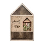 Advantus - Tim Holtz - Ideaology - Vignette Box - House