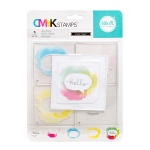 We R Memory Keepers - CMYK - Stamp Kit - Hello