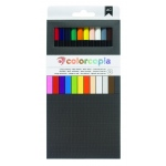 American Crafts - Colored Pencil Set - 12 Piece Set