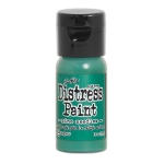Ranger - Tim Holtz - Distress Paint Flip Cap - Pine Needles 1 oz