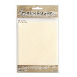 Ranger - Tim Holtz - Distress Mixed Media - Heavystock 4.25 x 5.5 - 20 Pack