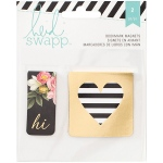 American Crafts - Heidi Swapp - Memory Planner - Bookmark Magnets 2 Pack