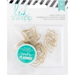 American Crafts - Heidi Swapp - Memory Planner - Paper Clips 12 Pack