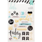 American Crafts - Heidi Swapp - Memory Planner - Puffy Stickers