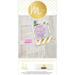 American Crafts - Heidi Swapp - Minc - Chipboard Frames 4 Pack 3inX3.5in