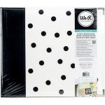 We R Memory Keepers - Designer D - Ring Album 12x12 - Dot