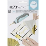 We R Memory Keepers - Heatwave Foil Sheets 4x6 30 Pack Gold
