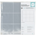 We R Memory Keepers - RingPhoto Sleeves 12x12 - 10 Pack (9) 4x4 Pockets