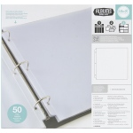 We R Memory Keepers - RingPhoto Sleeves 12x12 - 50 Pack Full Page