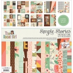 Simple Stories - Collection Kit 12x12 - The Reset Girl