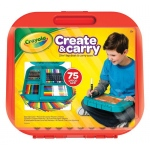 Crayola® CREATE & CARRY, (model 04-6814), price per set