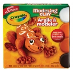Crayola® NATURALS MODELING CLAY 1 LB, (model 57-0400-1), price per each