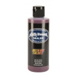 Auto-Air Colors™ Auto-Borne Sealer Burgundy 4 oz.: Red/Pink, Bottle, 4 oz, Airbrush