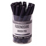 Tombow® Fudenosuke Brush Pen Display: Brush Pen, (model 82035D), price per each
