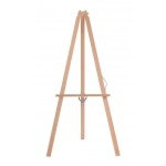 Cappelletto Folding Display Easel with Handle: Wood, Display, (model CCE155), price per each