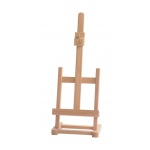 Cappelletto Mini H-Frame Tabletop Easel: Wood, Tabletop, (model CMS14), price per each