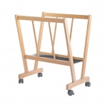 Cappelletto Beechwood Print Rack: Wood, Display, (model CPC70), price per each