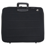 "Prestige™ Rugged Pro Portfolio 14"" x 18"": Black/Gray, 1 1/2"", Vinyl, 14"" x 18"", (model EVA1418), price per each"