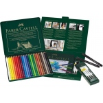Faber-Castell® Mixed Media Albrecht Duerer + PITT Artist Pen Gift Set: Assorted, Pencil, Watercolor, (model FC217504), price per set