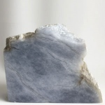 Sculpture House Blue Alabaster