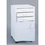 Mobile Cabinet I - Assembled: Model # U-TAIWDS