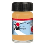 Marabu Porcelain Paint Metallic Gold 15ml: Metallic, Jar, 15 ml, Porcelain, (model M11059039784), price per each
