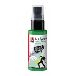 Marabu Art Spray Apple: Green, Bottle, 50 ml, Acrylic, (model M12099005158), price per each