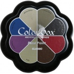 ColorBox® Petal Point Classic Ink Set: Multi, Pad, Dye-Based, Petal Points